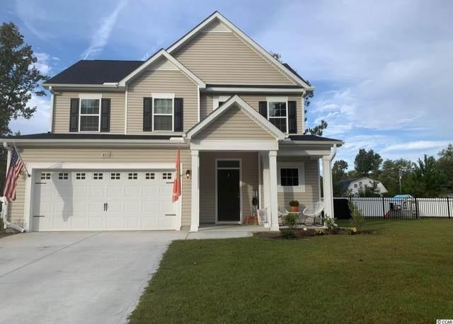 403 Dunbarton Ln., Conway, SC 29526 (MLS #2124178) :: Garden City Realty, Inc.
