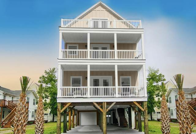 116-A 16th Ave. N, Surfside Beach, SC 29575 (MLS #2124184) :: Dunes Realty Sales