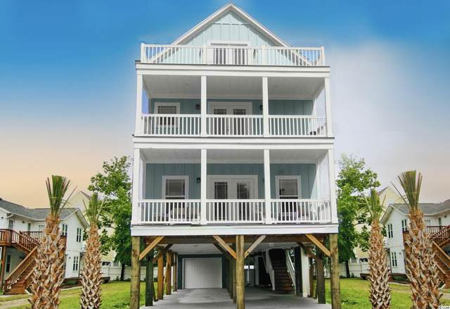 116-A 16th Ave. N, Surfside Beach, SC 29575 (MLS #2124185) :: Dunes Realty Sales