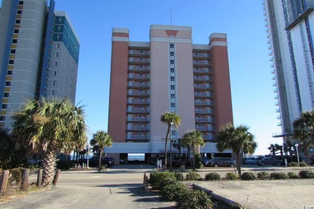 1604 N Ocean Blvd. #906, Myrtle Beach, SC 29577 (MLS #1205964) :: James W. Smith Real Estate Co.