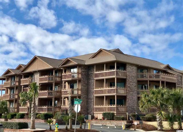 2805 N Ocean Blvd #205, Myrtle Beach, SC 29577 (MLS #1521343) :: Trading Spaces Realty