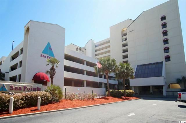 6100 N Ocean Boulevard #909, North Myrtle Beach, SC 29582 (MLS #1601350) :: Silver Coast Realty