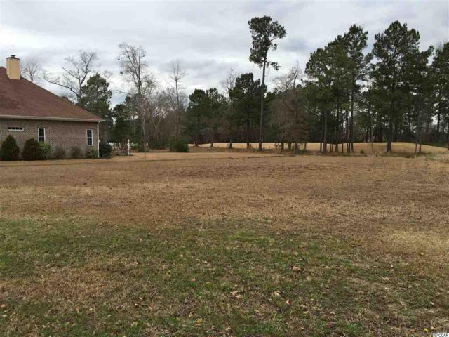 Lot 2 Bantry Ln., Conway, SC 29526 (MLS #1602708) :: The Hoffman Group