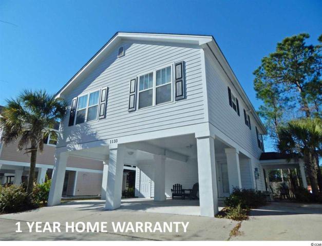 1133 Camellia Dr., Surfside Beach, SC 29575 (MLS #1607740) :: Myrtle Beach Rental Connections