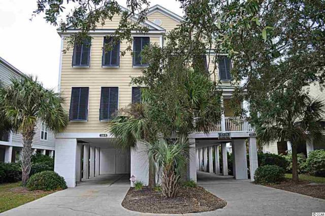 116 A Woodland Drive, Garden City Beach, SC 29576 (MLS #1621913) :: Myrtle Beach Rental Connections