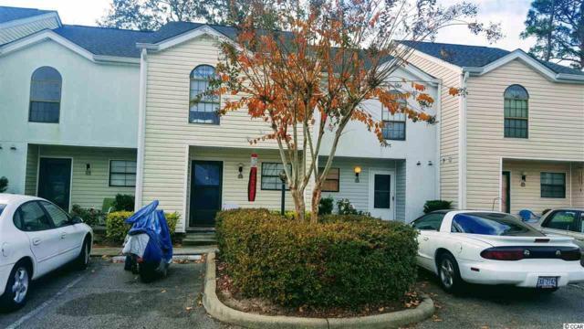 6703 Jefferson Place A-5, Myrtle Beach, SC 29577 (MLS #1623002) :: The Litchfield Company