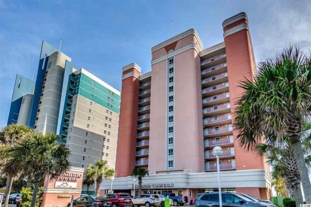 1604 N Ocean Blvd. #803, Myrtle Beach, SC 29577 (MLS #1623075) :: Trading Spaces Realty