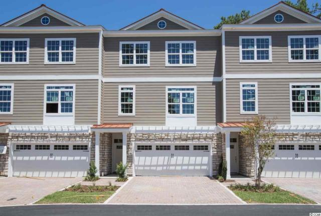 72 S Oyster Bay Drive #4, Murrells Inlet, SC 29576 (MLS #1624543) :: The Litchfield Company