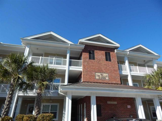 1029 Ray Costin Way #907, Murrells Inlet, SC 29576 (MLS #1703154) :: Silver Coast Realty