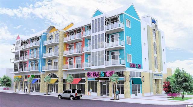 1400 S Ocean Blvd. #405, Myrtle Beach, SC 29577 (MLS #1705468) :: The Trembley Group