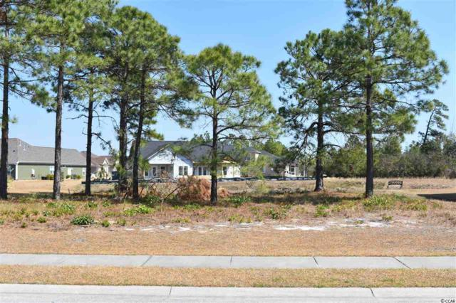 Lot 119 Sand Binder Dr., Myrtle Beach, SC 29579 (MLS #1707312) :: The Hoffman Group