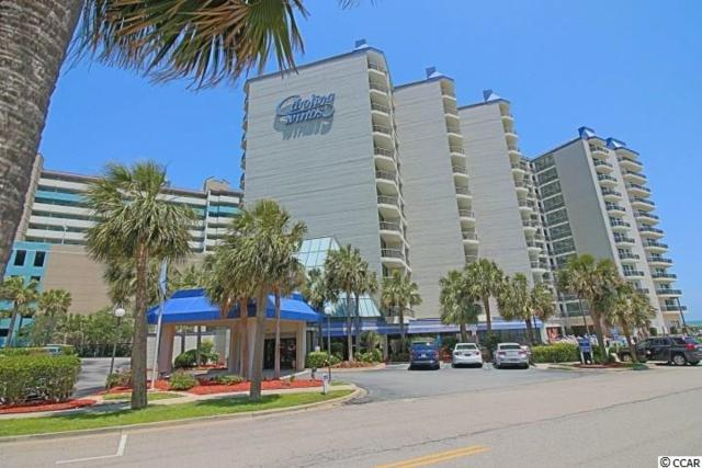 200 N 76th Ave #402 #402, Myrtle Beach, SC 29572 (MLS #1709407) :: Trading Spaces Realty