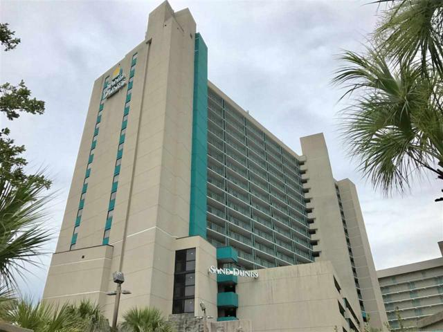 201 N 74th Avenue #1104, Myrtle Beach, SC 29572 (MLS #1710394) :: Trading Spaces Realty