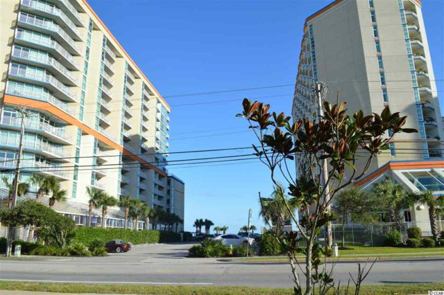 5200 N Ocean Blvd. #438, Myrtle Beach, SC 29577 (MLS #1710446) :: The Greg Sisson Team with RE/MAX First Choice