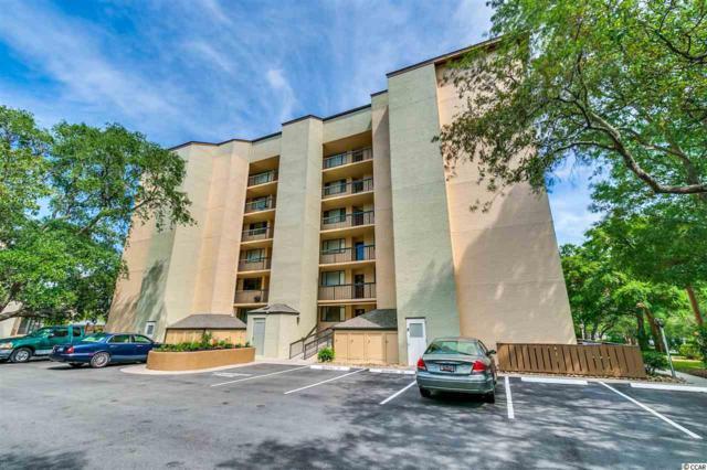 310 N 73rd Ave. N 1-C, Myrtle Beach, SC 29572 (MLS #1711891) :: SC Beach Real Estate