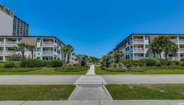 5601 N Ocean Blvd. A-110, Myrtle Beach, SC 29577 (MLS #1712220) :: The Greg Sisson Team with RE/MAX First Choice