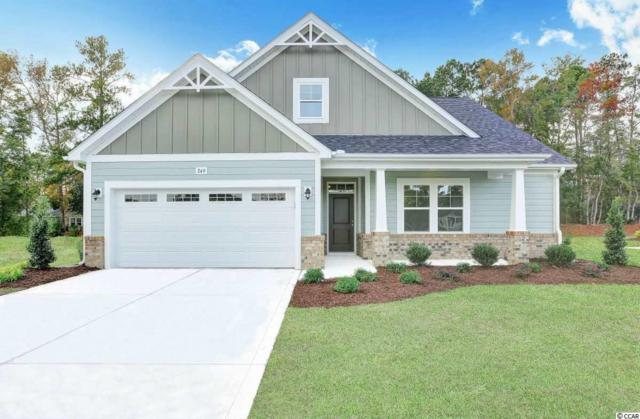 249 Board Landing Circle, Conway, SC 29526 (MLS #1712926) :: The Litchfield Company
