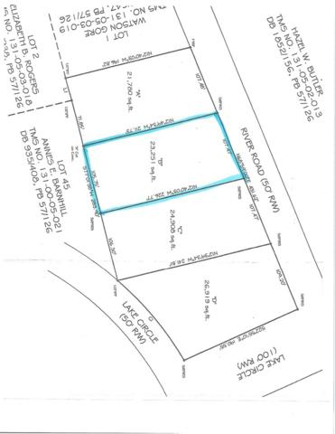 TBD-Lot B River Rd, Little River, SC 29566 (MLS #1713723) :: Myrtle Beach Rental Connections