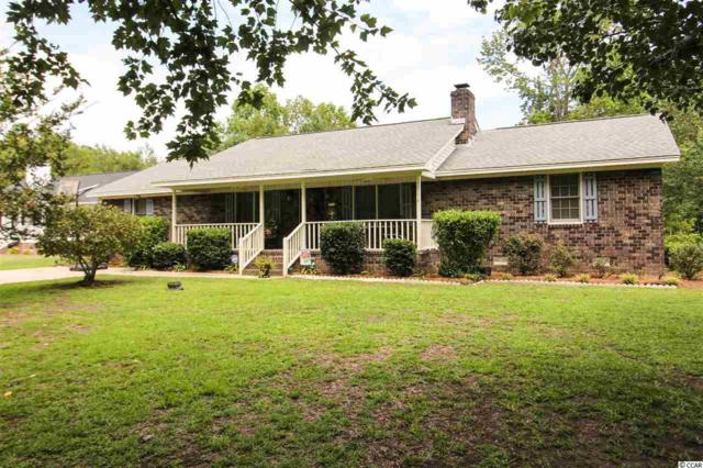 3583 Steamer Trace Rd, Conway, SC 29527 (MLS #1713938) :: The Litchfield Company
