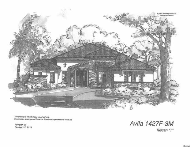 2111 Macerata Loop, Myrtle Beach, SC 29579 (MLS #1714092) :: The Litchfield Company