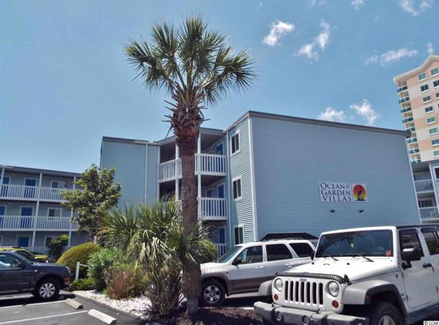1809 S Ocean Blvd I-1, North Myrtle Beach, SC 29582 (MLS #1714155) :: Trading Spaces Realty