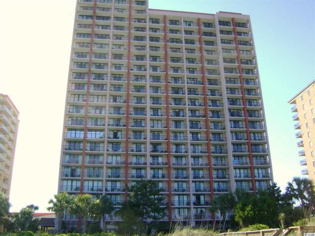5308 N Ocean Blvd #905, Myrtle Beach, SC 29577 (MLS #1714861) :: The Hoffman Group