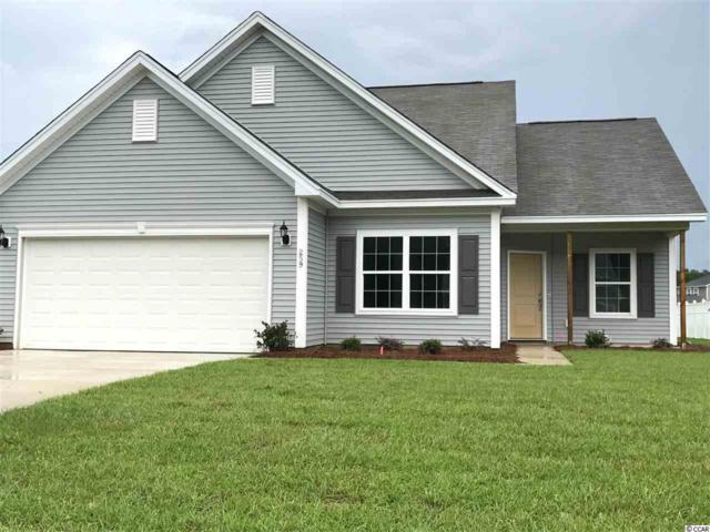 259 Haley Brooke Drive, Conway, SC 29526 (MLS #1714908) :: Myrtle Beach Rental Connections