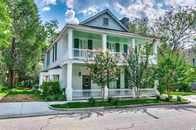 719 Prince Street, Georgetown, SC 29440 (MLS #1715250) :: Myrtle Beach Rental Connections