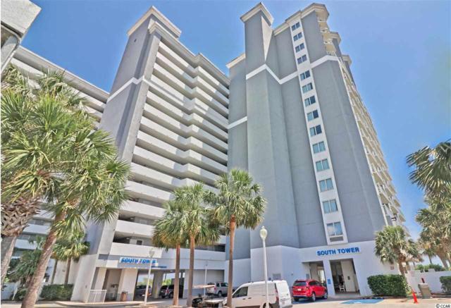 161 Seawatch Drive #501, Myrtle Beach, SC 29572 (MLS #1716423) :: James W. Smith Real Estate Co.