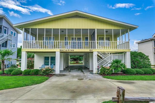 131 Seaview Loop, Pawleys Island, SC 29585 (MLS #1716716) :: James W. Smith Real Estate Co.