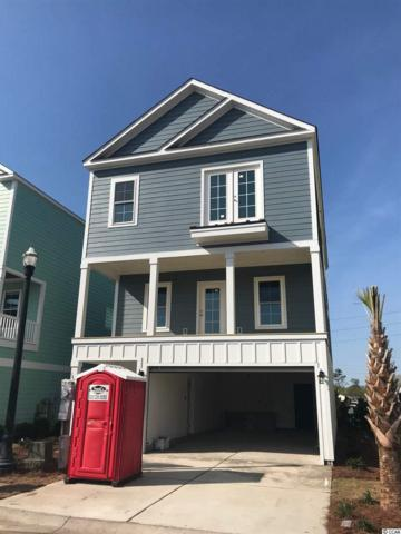 1401 Mariners Rest Drive, North Myrtle Beach, SC 29582 (MLS #1717048) :: The Litchfield Company