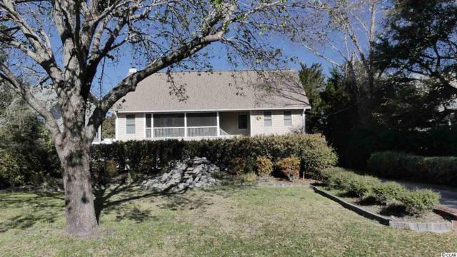 91 Lakeshore Drive, Pawleys Island, SC 29585 (MLS #1717584) :: James W. Smith Real Estate Co.