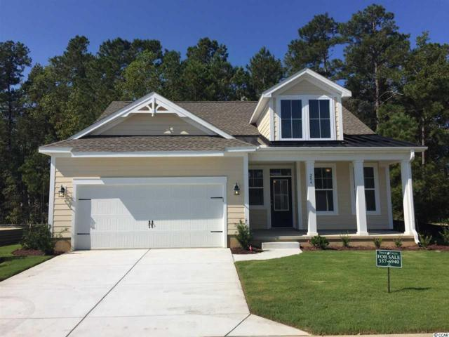 Lot 7 Ponte Vedra Drive, Murrells Inlet, SC 29576 (MLS #1718634) :: The Litchfield Company