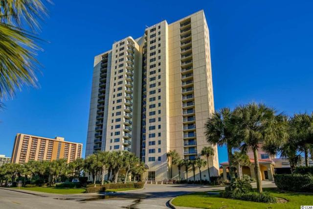 8560 Queensway Blvd #1205, Myrtle Beach, SC 29572 (MLS #1718734) :: Trading Spaces Realty