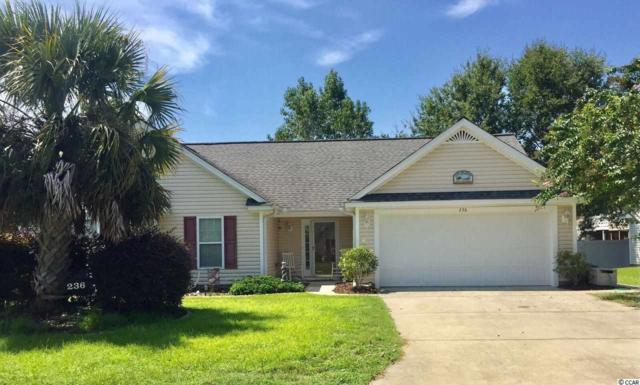 236 Melody Gardens Dr., Surfside Beach, SC 29575 (MLS #1719420) :: The Hoffman Group