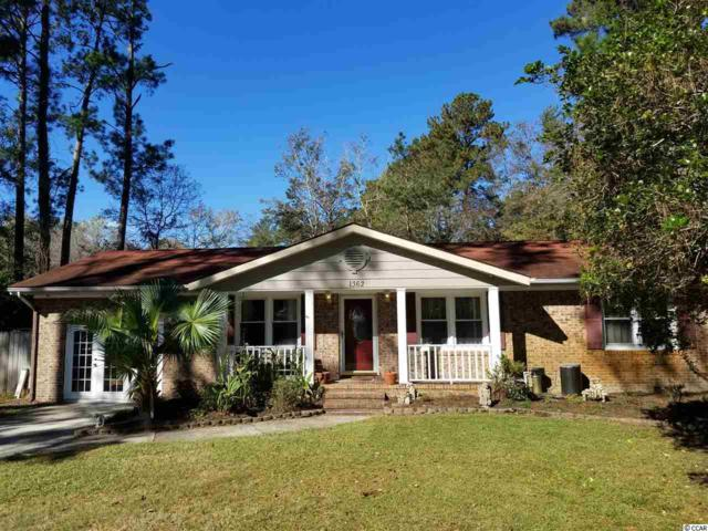 1362 Forestbrook Road, Myrtle Beach, SC 29579 (MLS #1719425) :: Myrtle Beach Rental Connections