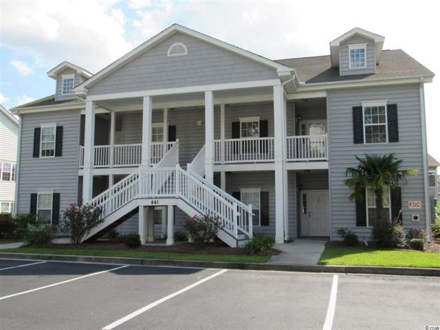 441 Mahogany Dr #202, Murrells Inlet, SC 29576 (MLS #1719952) :: The Hoffman Group