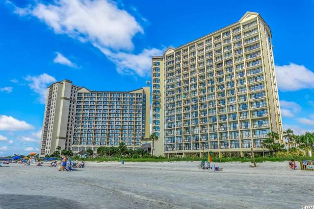 4800 S Ocean Blvd #514, North Myrtle Beach, SC 29582 (MLS #1720257) :: Trading Spaces Realty