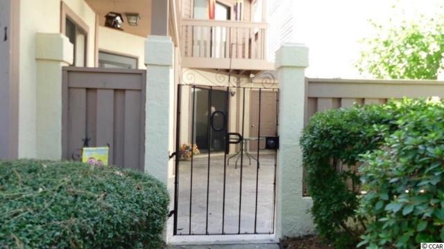 616 S 14th Avenue #111, Surfside Beach, SC 29575 (MLS #1720260) :: Trading Spaces Realty