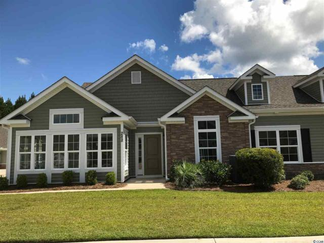 288 Stonewall Circle 20-3, Longs, SC 29568 (MLS #1721139) :: The Litchfield Company