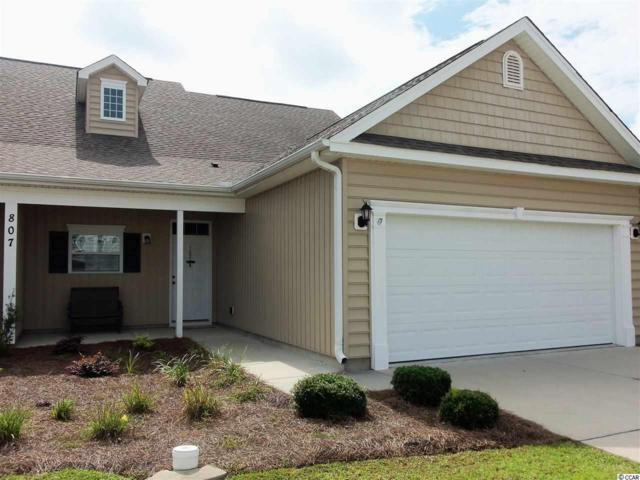 807 Sail Lane #102, Murrells Inlet, SC 29576 (MLS #1721403) :: Trading Spaces Realty