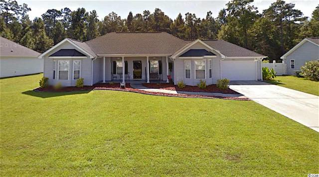 1160 Jumper Trl. Circle, Myrtle Beach, SC 29588 (MLS #1722009) :: The Litchfield Company