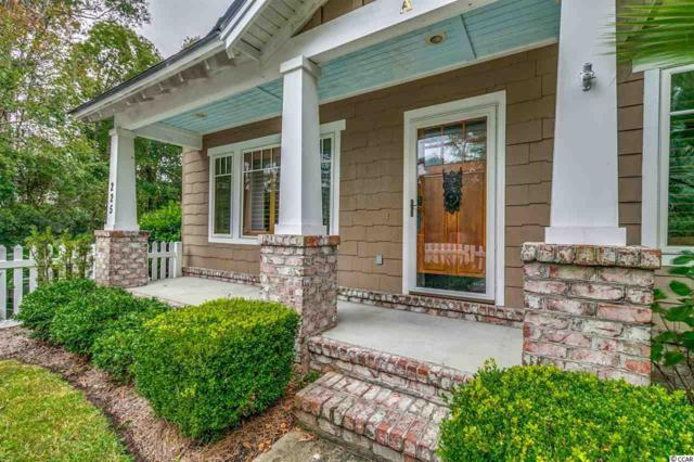 225 Dagullah Way 4-A, Pawleys Island, SC 29585 (MLS #1722579) :: James W. Smith Real Estate Co.