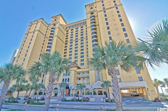 2600 N Ocean Blvd. #810, Myrtle Beach, SC 29577 (MLS #1722687) :: The Hoffman Group