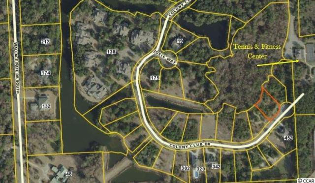 Lot 8 Colony Club Dr., Georgetown, SC 29440 (MLS #1722902) :: James W. Smith Real Estate Co.