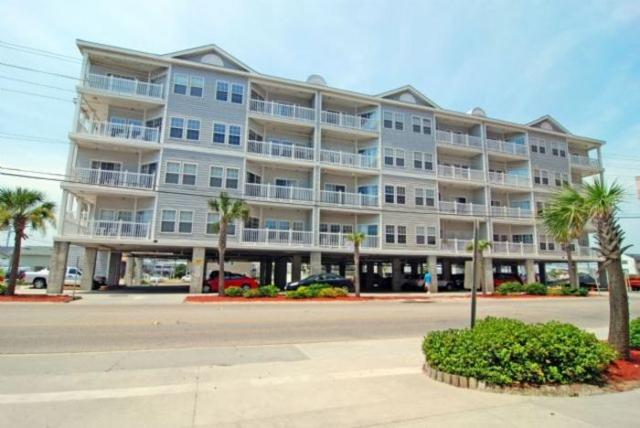 3401 N Ocean Blvd #309, North Myrtle Beach, SC 29582 (MLS #1723565) :: The Litchfield Company
