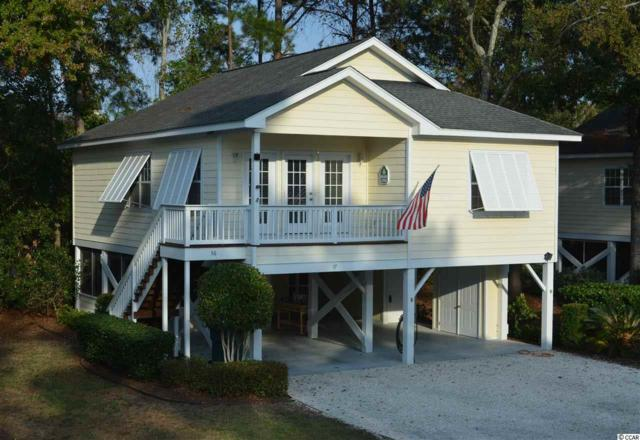 56 Wallys Way #7, Pawleys Island, SC 29585 (MLS #1723686) :: Silver Coast Realty