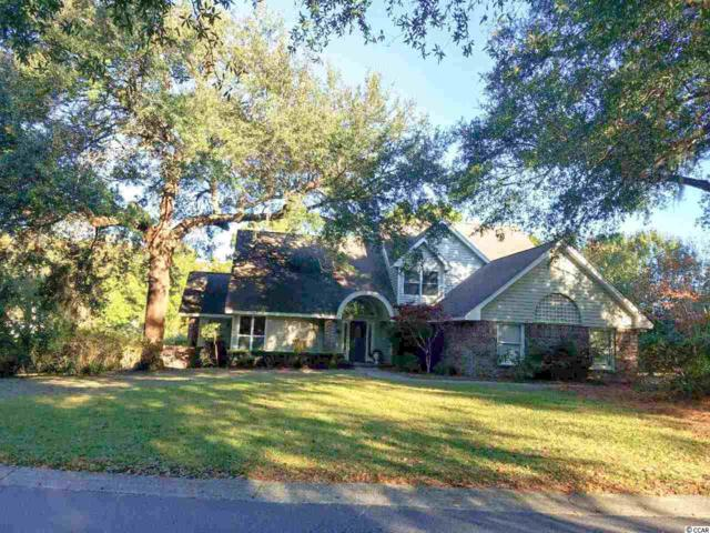 258 Black Duck Road, Pawleys Island, SC 29585 (MLS #1724339) :: James W. Smith Real Estate Co.