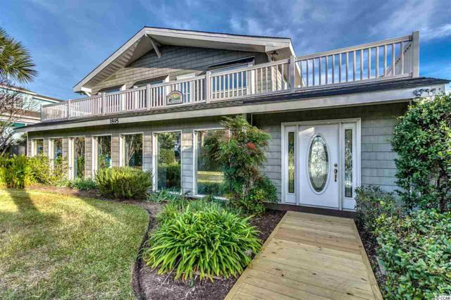 1895 Pompano Drive, Garden City Beach, SC 29576 (MLS #1724352) :: The HOMES and VALOR TEAM