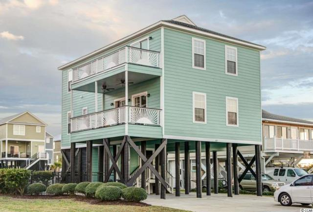 105 Yaupon Ave, Garden City Beach, SC 29576 (MLS #1724641) :: Myrtle Beach Rental Connections